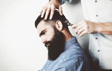 Thazar Hair Studio,MWen's Hair Cut
